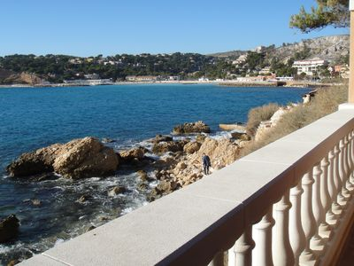 Photo for house ideally located for a stay by the sea