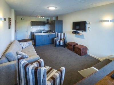Photo for Lakeside Apartment - in the heart of Queenstown