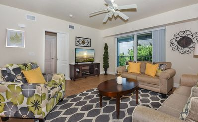 Photo for Drift away in this bright and vibrant 2/2 third floor condo located in building 17. OW17-302