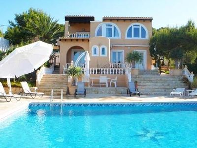 Photo for Villa Conta for up to 7 guests, a 5-minute walk from Ibiza beaches! Catalunya Casas