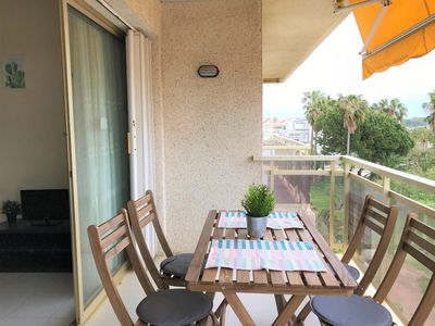 Photo for Olimpic Mar I apartment in Cambrils with WiFi, private parking, shared terrace, shared garden & bal…