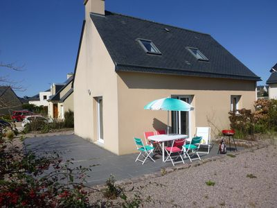 Photo for Comfortable house in Cap Frehel, 800m from the beach!