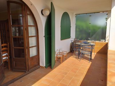 Photo for Chill out 4 bedroom house 5min from Calonge's beach
