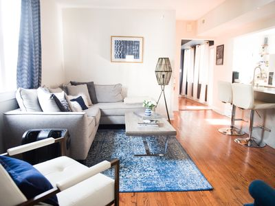 Photo for Downtown Charleston within 2 blocks to King Street! 3 King beds and 5 queen beds