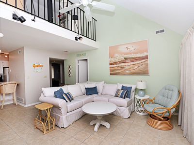 3601 Round Robin Way, Sea Colony West - Living Room
