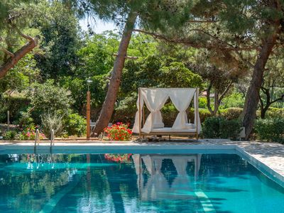 Photo for Villa Oasis, coastal villa with private pool and garden by JJ Hospitality