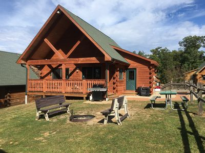 Photo for 3BR Villa Vacation Rental in Warrens, Wisconsin