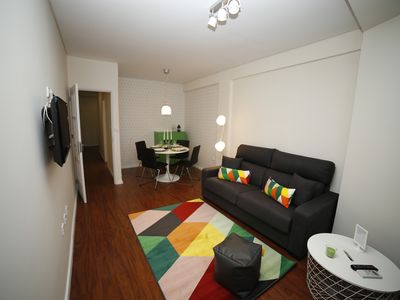 Photo for Liberty Flat - Apartment for 4 people in the center of Braga