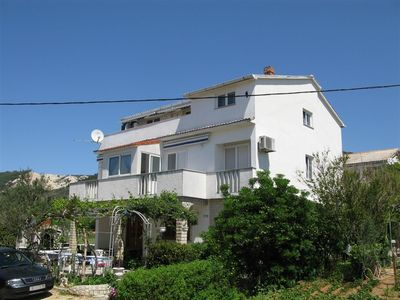 Photo for Holiday apartment 60 m from the gravel beach