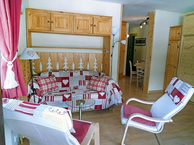Photo for Apartment in the center of Chamonix with Lift, Parking, Internet, Balcony (102751)