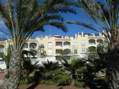 Photo for Puerto de Mazarron holiday apartment.