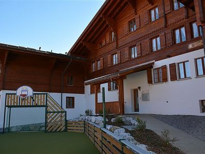 Photo for One bedroom Apartment, sleeps 2 in Schönried