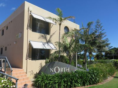 Photo for NORTHPOINT UNIT 7 - BEAUTIFUL VIEWS & 100 METRES TO BEACH