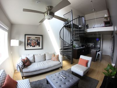Photo for Downtown SLC Executive 2BR LOFT - 613
