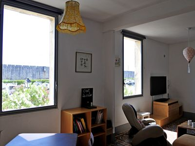 Photo for LARGE APARTMENT WITH VIEWS ON THE EDGE OF CANAL