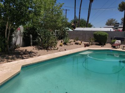 Photo for Old Town Master Suite with Private Pool