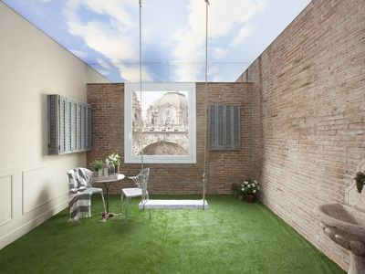 Photo for Enjoybcn Coliseum Apartments- 275m2 of relaxation in the center of Barcelona
