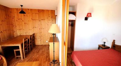 Photo for Residence La Dame Blanche *** - 2 Rooms 4/6 Persons Corner Cabin