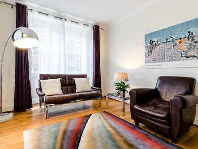 Photo for Cosy 2Bed, 2m to Bayswater Tube, 5m to Hyde Park