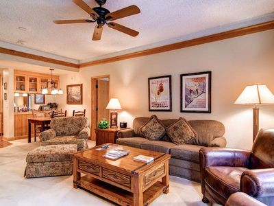 Photo for The Charter 2br/2ba-3 Beds: 2 BR / 2 BA  in Beaver Creek, Sleeps 8
