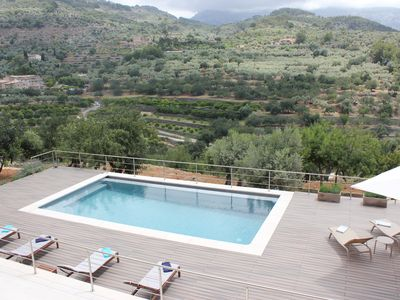 Photo for Newly built detached villa in Port de Soller with all facilities.