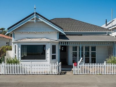 Photo for Ahuriri Cottage - Napier Holiday Home