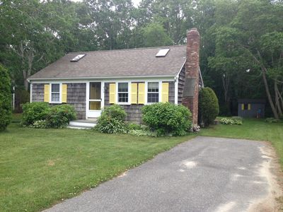 Photo for Adorable 2 Bed Cape Cottage 1/2 Mile Walk To Beach/Quiet Street/Walk to Town
