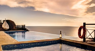 Photo for Stunning 5 bedroom villa on Aphrodite Hills with panoramic sea views