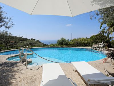 Photo for Sunset Villa Anacapri- with Private Swimming Pool