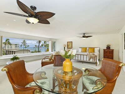 Photo for Right On The Beach with Diamond Head views- Swimming and Surfing!