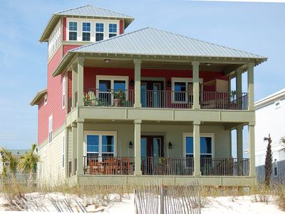 Free Fall Night With Kaiser In The Beach Mouse 6 Br 5 Ba House Gulf Ss Sleeps 15