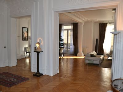 Photo for Prestigious Apartment Paris Trocadero 230m2