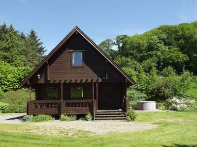 Photo for 2 bedroom Log Cabin in Knighton - CHL30