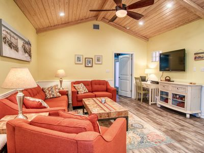 Photo for Moore Fun House: Amazing Pool, Pirates Bay, 3/2, Sleeps 9, Pets