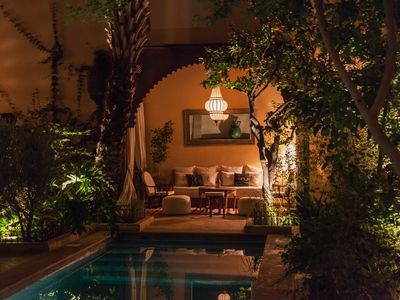 Photo for Garden Djahane, Riad Deluxe