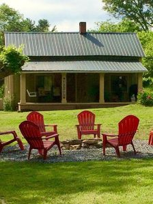 Photo for 7 Private Acres Minutes to Asheville NC/ Pet Friendly /Wi-Fi