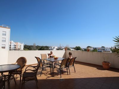 Photo for 3 bedrooms, 50 m2 private terrace, roof terrace, air conditioning all rooms