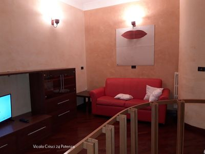Photo for Loft with Panoramic Terrace in the Historic Center