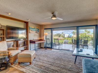 Photo for K B M Hawaii: Ocean Views, Extra Large Corner Suite 2 Bedroom, FREE car! Jul & Sep Specials From only $299!