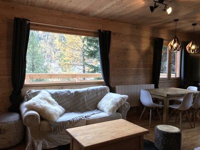 Photo for Serre-Chevalier sunny cottage