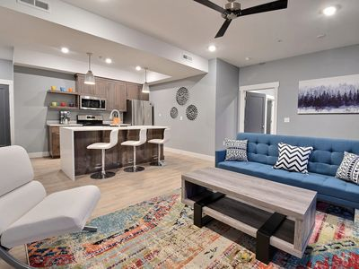 Photo for Perfect Location for Sundance & Skiing in Modern Condo with 4 Beds (#300)