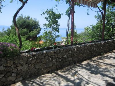Photo for Holiday apartment Omiš for 4 - 5 persons with 2 bedrooms - Holiday house