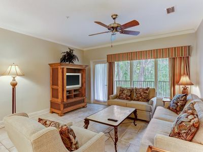 Photo for Charming Condo in a Tranquil Setting on Amelia Island Plantation!