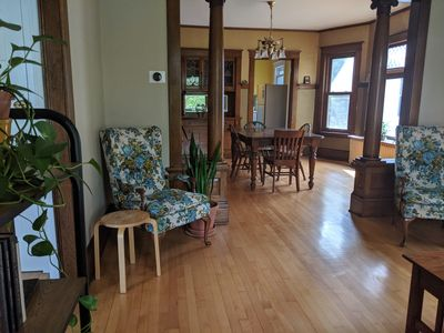 Photo for Exceptional Accommodations Near U of MN & Downtown. Green, Walkable Neighborhood