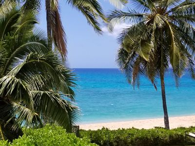 Photo for BEACH HOUSE on Scenic Makaha Beach with Free High Speed WIFI and Onsite Parking
