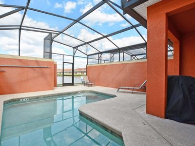 Photo for CLOSE TO DISNEY, GATED RESORT COMMUNITY, FREE WIFI, LAKE FRONT, NEXT TO CLUBHOUSE!!