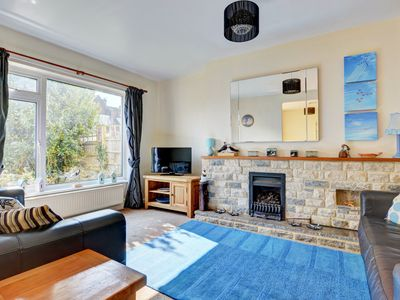 Photo for Puffins Reach is an ideal property for a family holiday.
