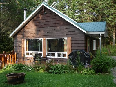 Photo for Cottage In Tewkesbury 30 Minutes From Old Quebec City On A 120 Acres Farm.