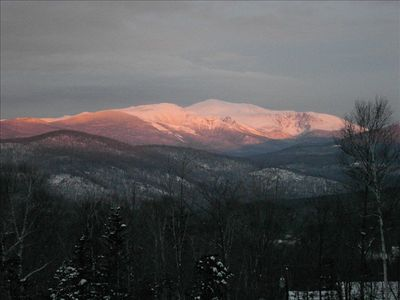 Photo for Panoramic Mount Washington Views from Private Chalet