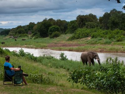Photo for Maninghi Lodge - On a river